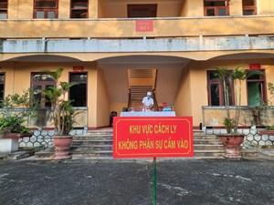 Quảng Nam: Thêm một người trở về từ Trung Quốc âm tính với Covid-19