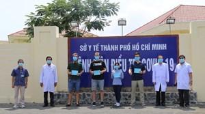 Hôm nay cả nước có 27 bệnh nhân mắc Covid-19 khỏi bệnh, Việt Nam có 122 ca khỏi