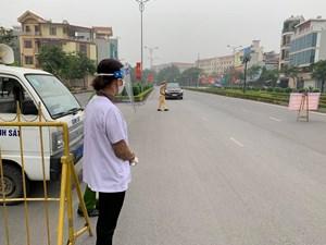 Thái Bình: Khởi tố thanh niên chống đối kiểm soát dịch Covid-19