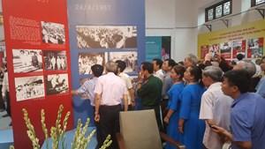 Nam Định triển lãm 50 năm thực hiện Di chúc Bác Hồ