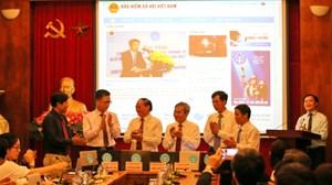 BHXH Việt Nam thành lập cổng thông tin điện tử phiên bản tiếng Anh