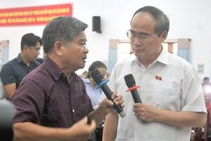 Bí thư Nguyễn Thiện Nhân: Thanh tra Sing - Việt, công khai dân về Thủ Thiêm