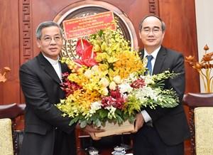 TP Hồ Chí Minh: Đồng bào Công giáo tích cực đóng góp vào an sinh xã hội và bảo vệ môi trường