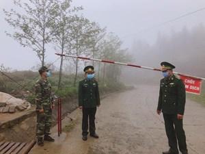 Phong tỏa 1 thôn tại Hà Giang do phát hiện bệnh nhân mắc Covid-19