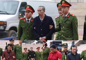 Điện Biên: Toà tuyên án 9 bị cáo trong vụ án cưỡng bức, sát hại nữ sinh giao gà