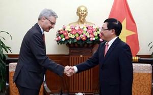 Pháp đánh giá cao các biện pháp chống dịch Covid-19 của Chính phủ Việt Nam