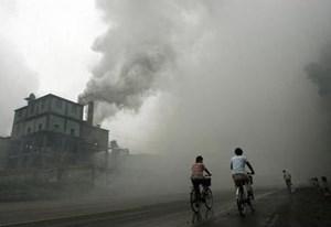 Ô nhiễm không khí và nỗi lo sức khỏe
