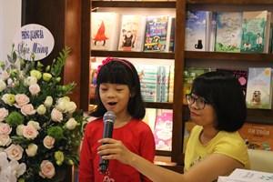 Nhà báo - Tác giả Huỳnh Mai Liên: Từ trò chơi… sáng tác đến giải thưởng Đặc biệt của cô bé 9 tuổi