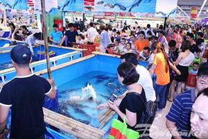 Big C và Central Group Việt Nam lần đầu tiên tổ chức Tuần lễ cá sông Đà