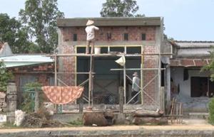Bình Định: Hỗ trợ xây dựng nhà ở cho gia đình chính sách