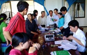 Bình Định: Phân bổ gần 3 tỷ đồngthực hiện chương trìnhgiảm nghèo bền vững