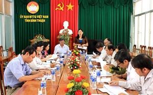 Bình Thuận: Phấn đấu vận động hơn 9 tỷ đồng Quỹ Vì người nghèo