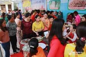 Sôi động 'Ngày Phụ nữ sáng tạo - khởi nghiệp'