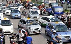 Bộ GTVT phản hồi kiến nghị gia hạn niên hạn xe taxi
