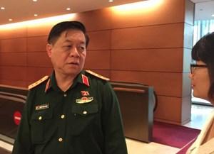 Bộ Quốc phòng đã kỷ luật cảnh cáo Phó Tư lệnh Quân khu 1