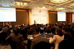 Bộ Tài chính tổ chức Hội nghị xúc tiến đầu tư tại Hàn Quốc