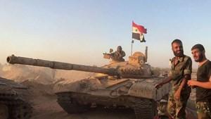 Bộ tổng tư lệnh Nga tuyên bố giải phóng hoàn toàn Syria khỏi những kẻ khủng bố IS