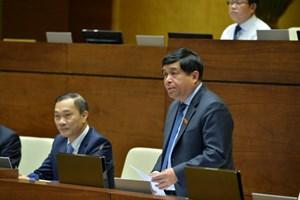 Bộ trưởng Nguyễn Chí Dũng: Cần bình tĩnh suy xét!