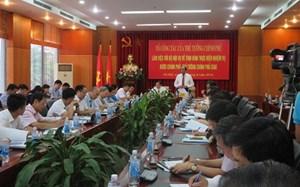 Bộ trưởng Nội vụ Lê Vĩnh Tân: 'Phải làm sạch nhà mình trước'