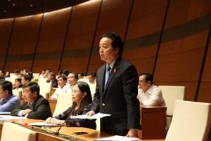 Bộ trưởng Trần Hồng Hà: Dự báo thiên tai phải huy động nhiều nguồn lực