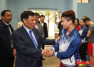 Bộ VHTTDL giao chỉ tiêu giành Huy chương vàng ASIAD 2018