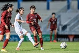Bóng đá nữ cũng tái ngộ Thái Lan ngay vòng bảng SEA games 2019