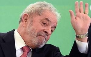 Brazil kết án 12 năm tù cựu Tổng thống Lula da Silva