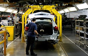 Ngành công nghiệp ô tô châu Âu lo ngại bị ảnh hưởng nếu xảy ra Brexit cứng