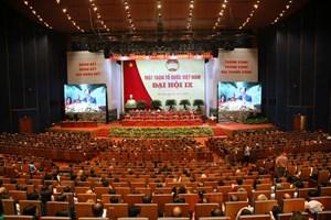 BẢN TIN MẶT TRẬN: Đại hội đại biểu toàn quốc MTTQ Việt Nam lần thứ IX, nhiệm kỳ 2019 - 2024