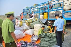 Quảng Trị: Căng thẳng chống buôn lậu