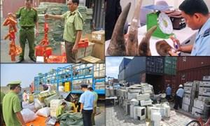 Đà Nẵng: Tập trung ngăn chặn buôn lậu, gian lận thương mại