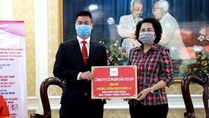 TP Hồ Chí Minh: Hơn 83 tỷ đồng ủng hộ phòng, chống dịch Covid-19 và đồng bào bị hạn hán, xâm nhập mặn