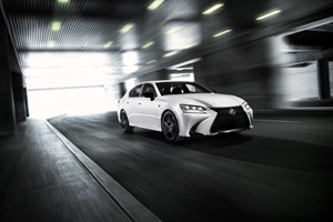 Khám phá Lexus GS Black Line 2020 phiên bản đặc biệt