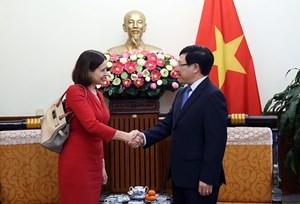 Australia cam kết ủng hộ Việt Nam đảm nhiệm thành công vai trò kép