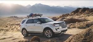 SUV cao cấp Ford Explorer giám giá sốc đến 269 triệu đồng