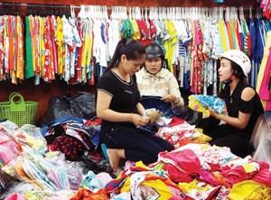 Đưa hàng Việt về nông thôn Cà Mau