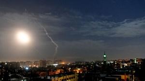 Thủ đô Syria hứng đòn tấn công bằng tên lửa