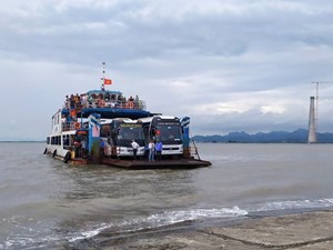 Hải Phòng cho phép các tuyến giao thông tới Cát Bà hoạt động trở lại