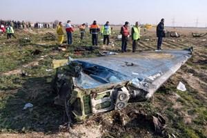 Iran thừa nhận bắn nhầm máy bay Ukraine khiến 176 người chết