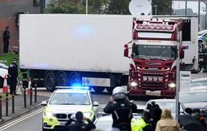 Anh bắt nghi phạm thứ 4 vụ 39 người chết trong xe tải