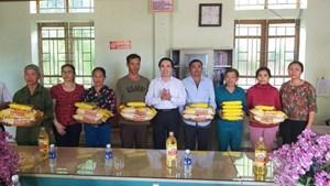 Nghệ An: Tiếp tục chuyển quà hỗ trợ cho người dân do ảnh hưởng dịch Covid-19
