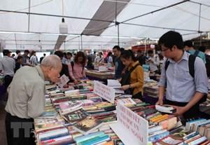Các nhà xuất bản nổi tiếng góp mặt tại Hội sách TP Hồ Chí Minh