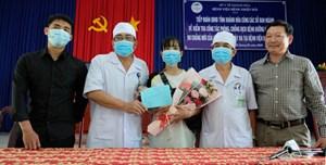 Nữ bệnh nhân nhiễm virus Corona ở Nha Trang đã được xuất viện