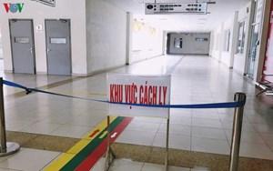 Xác định ca nhiễm nCoV thứ 14 cũng là ca thứ 9 tại Vĩnh Phúc