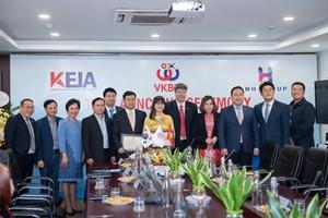 Ra mắt Hội chuyên gia trí thức Việt Nam - Hàn Quốc (VKEIA)