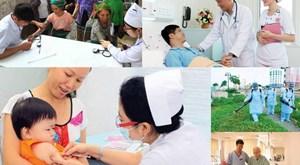 Cải thiện chăm sóc y tế và sức khỏe cộng đồng