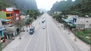 Cẩm Phả: Diện mạo mới cho quốc lộ 18