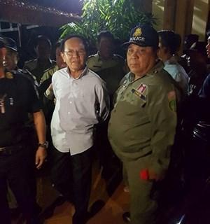 Campuchia bác đơn xin tại ngoại của lãnh đạo đối lập