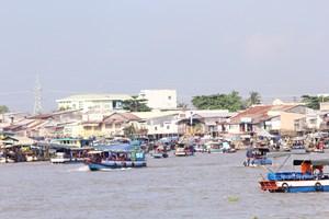 Cần Thơ cấm hoạt động cảng bến, khẩn trương lo ứng phó bão Tembin