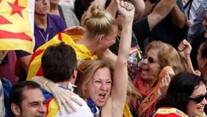 Catalonia chính thức tuyên bố độc lập khỏi Tây Ban Nha